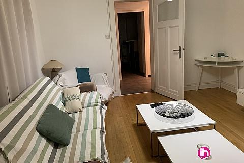 Location de meublé : CATTENOM THIONVILLE Très bel Appartement Centre Ville Thionville à 7 minutes à pieds de la Gare