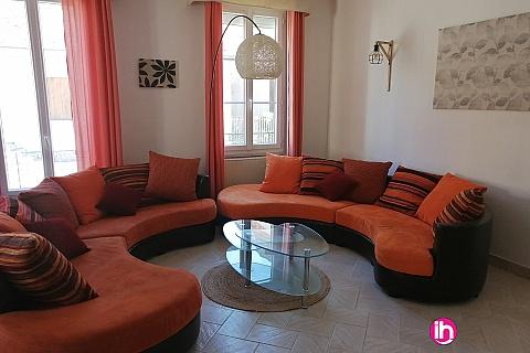 Location de meublé : BELLEVILLE SUR LOIRE: GRANDE MAISON 5 CHAMBRES