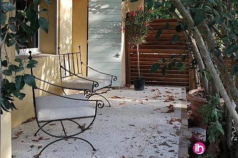 Location de meublé : AIX EN PROVENCE, logement 2 personnes, dans un cadre enchanteur, campagne à 4km d'Aix-en-Provence