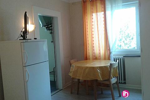 Location de meublé : Saint Alban Spacieux Appartement de 28 M2 à Clonas sur Vareze