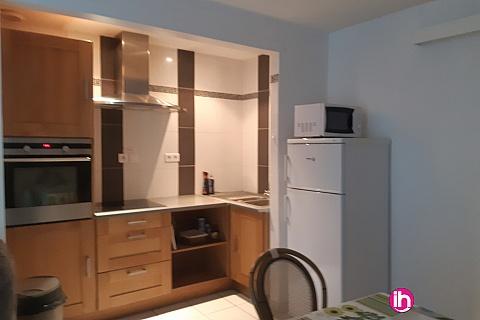 Location de meublé : Saint Alban Appartement de 55M2 à Clonas sur Vareze