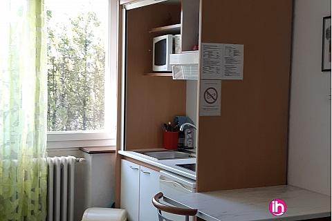 Location de meublé : Studio PROCHE CENTRALE EDF à st Maurice l Exil
