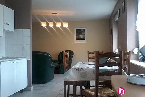 Location de meublé : CATTENOM THIONVILLE Appartement F3 pour 2-4 pers. à 5 min