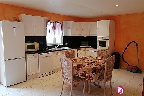 Location de meublé : BELLEVILLE et DAMPIERRE Maison 3 chambres à BONNY SUR LOIRE