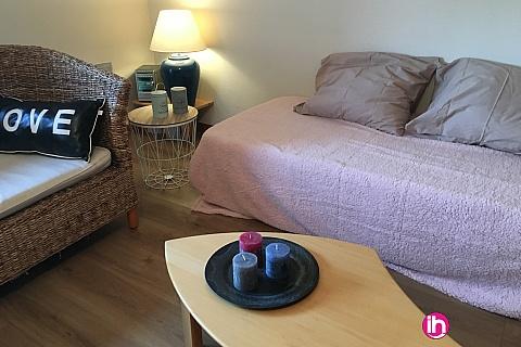 Location de meublé : CATTENOM-THIONVILLE-LUX APPARTEMENT F2 1-2pers A 8mm