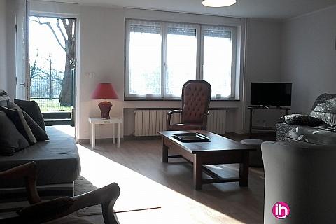 Location pour salarié en déplacement de meublé : CATTENOM THIONVILLE APPARTEMENT DANS VILLAGE A 15 mm