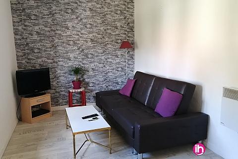 Location pour salarié en déplacement de meublé : DAMPIERRE APPARTEMENT T2 AU CALME A GIEN