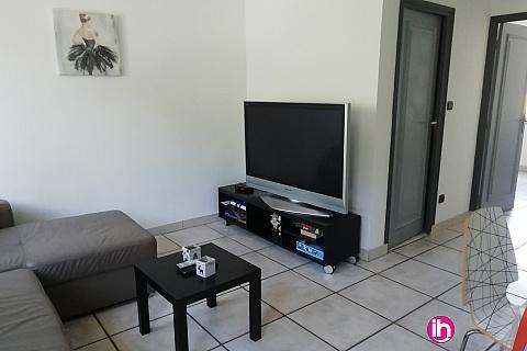 Location de meublé : VIENNE/LYON, Appartement T4 N°2 à Givors