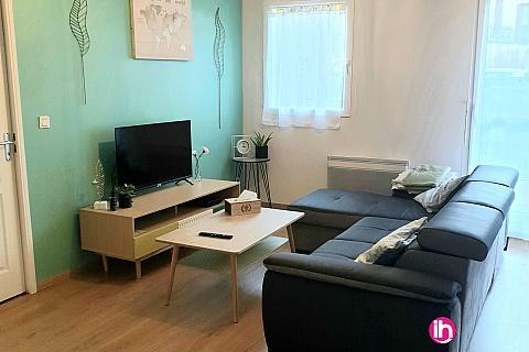 Location de meublé : EPINAY SUR SEINE APPARTEMENT T2