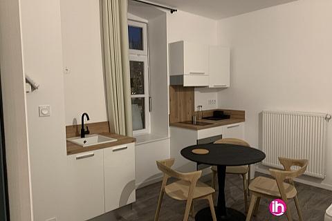 Location pour salarié en déplacement de meublé : THIONVILLE CATTENOM Appartement N° 2 neuf face gare 1 - 2 PERS  (+ 15 m2)