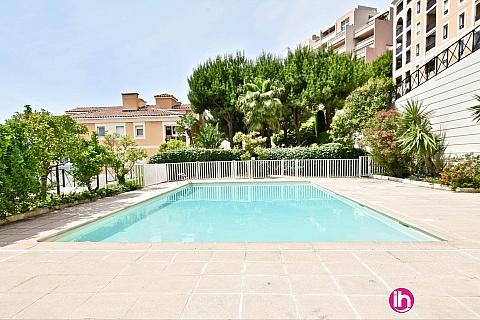 Location de meublé : MONACO, Studio meublé aux portes de Monaco, Beausoleil