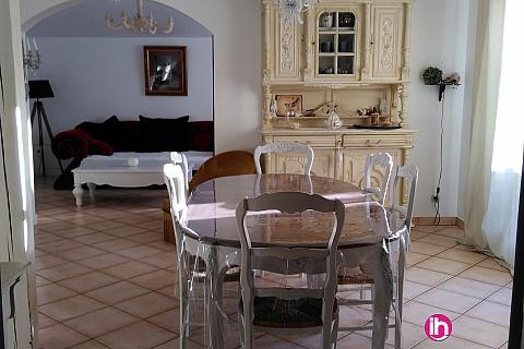 Location de meublé : AUVRES SAINT GEORGES MAISON ESSONNIENNE CALME ET CONFORTABLE