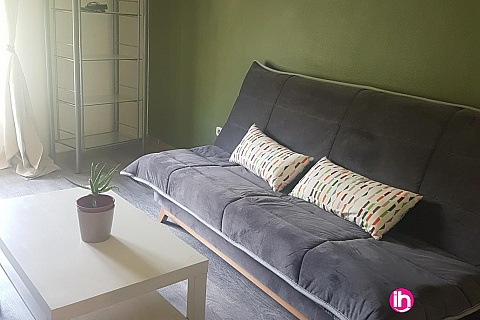 Location de meublé : MARCOULE Centre ville de Bagnols sur Ceze