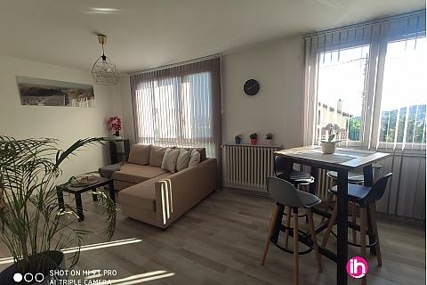 Location de meublé : SAINT ETIENNE, Le Bienvenue Proche Centre ville
