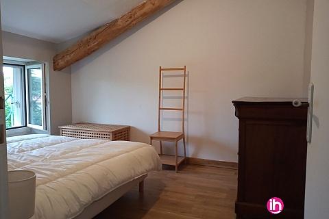 Location de meublé : POITIERS, T2 calme, 51 m2, Migné-Auxances