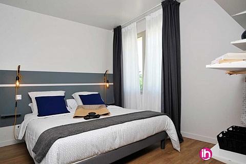 Location de meublé : BLAYAIS, bel appartement cosy centre de Jonzac