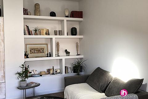 Location de meublé : AIX EN PROVENCE, Petit Havre de Paix de type T2, à Aix en Province