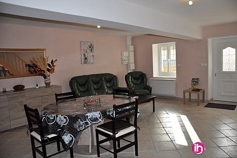 Location pour salarié en déplacement de meublé : DAMPIERRE BELLEVILLE ,Gîte Saint Firmin sur Loire