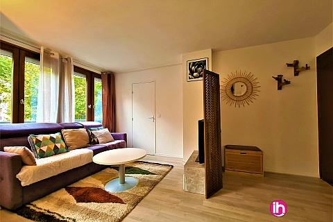 Location de meublé : ANNECY, Joli T2 lumineux et cosy à Annecy