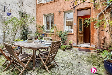 Location de meublé : VINCENNES Meublé tout confort  hypercentre de Vincennes