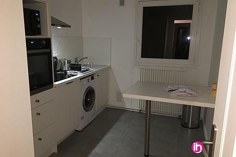 Location de meublé : BUGEY, Bel appartement T4 Lagnieu