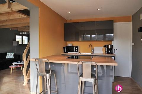Location de meublé : BUGEY, Loft Vintage Morestel