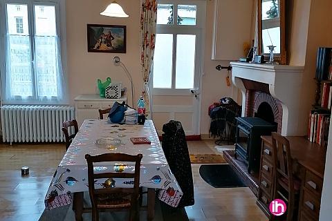 Location de meublé : CIVAUX : Maison Marguerite Goueix
