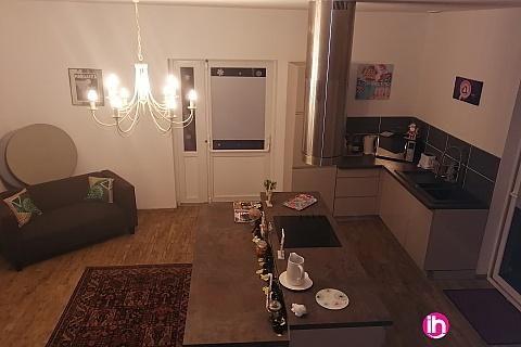 Location de meublé : LENS - LIEVIN, STUDIO PRES DU CENTRE VILLE, LIEVIN