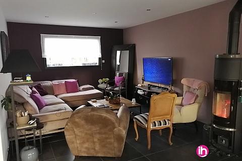 Location de meublé : ARRAS-LENS Maison de charme T3 , Houchin