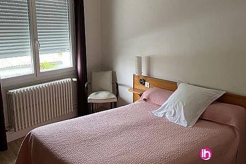 Location de meublé : BLAYAIS ,chambre 15 mn de la centrale ,CARTELEGUE