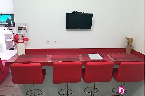 Location de meublé : NOEUX LES MINES MAISON N°1 DE PLEIN PIED DE TYPE T2