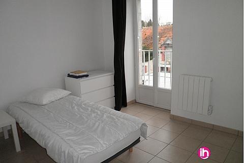 """Location pour salarié en déplacement de meublé : BELLEVILLE DAMPIERRE F3 """"B2"""" pour 2 personnes à 12mn de Belleville et 32km de Dampierre"""