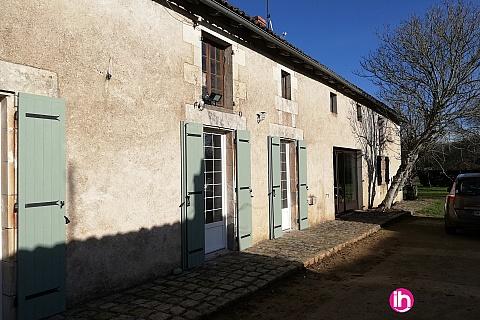 Location de meublé : CIVAUX POITIERS, Maison Terracotta, le calme aux portes de Poitiers à St Julien l'Ars