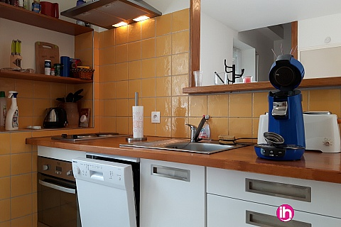 Location de meublé : DAMPIERRE GIEN Adorable petite maison tout confort à Nevoy
