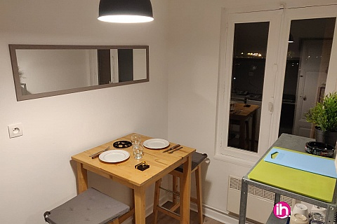Location de meublé : BUGEY Charmant studio, Ambérieu en Bugey