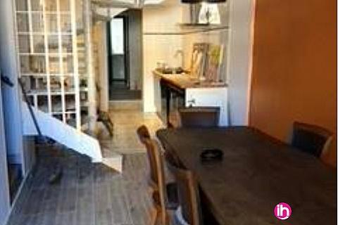 Location de meublé : AUXERRE, MIGENNES Maison 2 chambres tout confort, Brienon sur Armacon