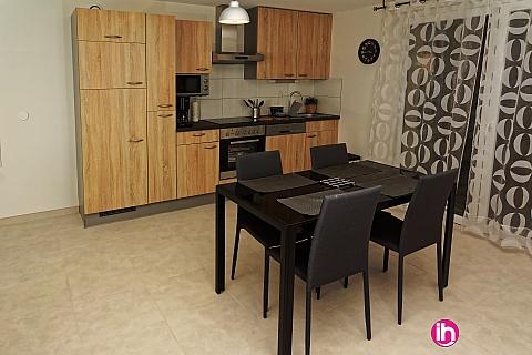 Location de meublé : CATTENOM LUXEMBOURG Gite a 7 minutes de Cattenom avec 2 lits 1pers