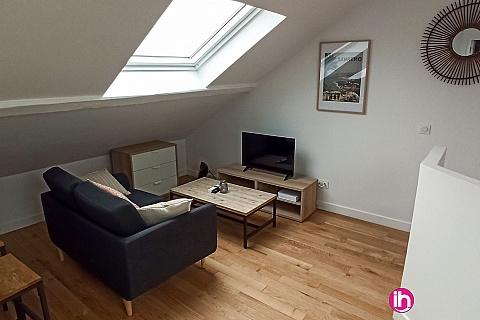 Location de meublé : POISSY GRAND STUDIO