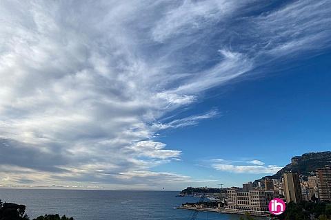 Location de meublé : MONACO Magnifique appartement refait à neuf avec Vue Mer ,Monaco