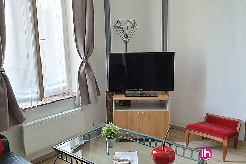 Location de meublé : NANCY, L'ODÉOL calme, proche Fac Lettres, centre ville Nancy