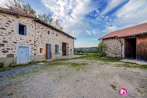 Location pour salarié en déplacement de meublé : LIMOGES : Maison au cœur de la campagne Saint-Just-Le-Martel