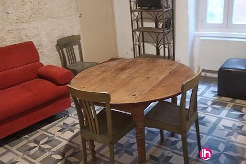 Location de meublé : PEZENAS Maison de village au calme Nezignan- L' Evêque arrivée autonome