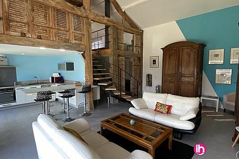 Location de meublé : BLAYAIS, appartement proche de la centrale, GAURIAC