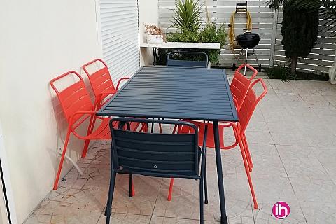 Location de meublé : MARIGNANE SPACIEU APPARTEMENT PROCHE DE MARSEILLE
