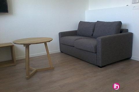 Location de meublé : CATTENOM THIONVILLE  Studio 16 1pers a 15-20mn a pieds de la Gare Bus Luxembourg