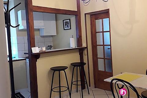 Location pour salarié en déplacement de meublé : NOGENT-SUR-SEINE STUDIO