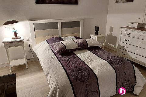Location de meublé : Nimes Appartement T3