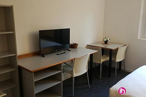 Location de meublé : REIMS, Studio meublé , REIMS