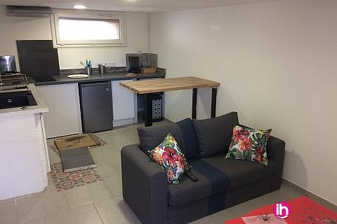 Location de meublé : BUGEY Studio Saint-Vulbas