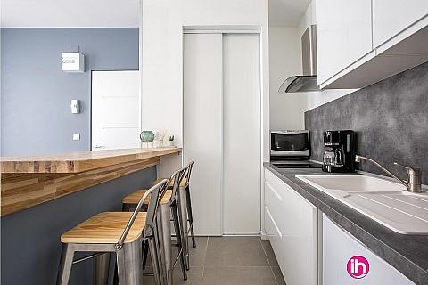Location pour salarié en déplacement de meublé : ARRAS Appartement de type T1 tout confort 2 personnes max